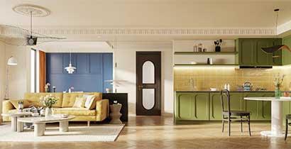 全屋定制衣柜设计告诉您中式装修风格有哪些特点